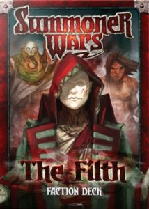 Summoner Wars : Fraction Pack - The Filth
